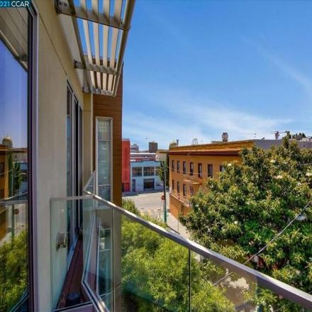 Rent this 2 bed condo on 75 Moss Street in San Francisco, CA 94103