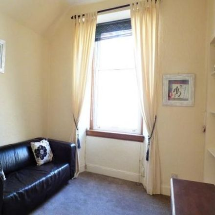 Rent this 1 bed apartment on 8 Wardlaw Street in Edinburgh EH11 1TS, United Kingdom
