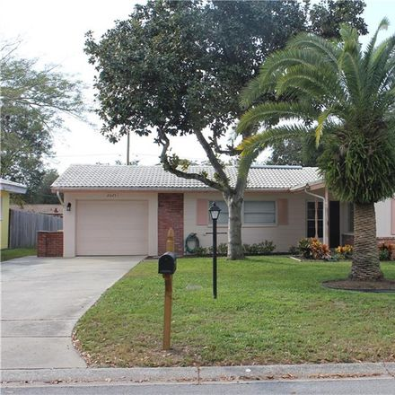 Rent this 2 bed house on 2025 Pine Ridge Dr in Clearwater, FL