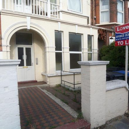 Rent this 2 bed apartment on Surrey Road in Margate CT9 2JZ, United Kingdom