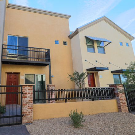 Rent this 3 bed townhouse on West Main Street in Mesa, AZ 85201