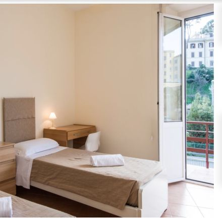 Rent this 2 bed room on Via Nicolò V in 00165 Rome RM, Italy