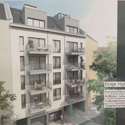 Rent this 1 bed apartment on Hardtstraße 20 in 76185 Karlsruhe, Germany