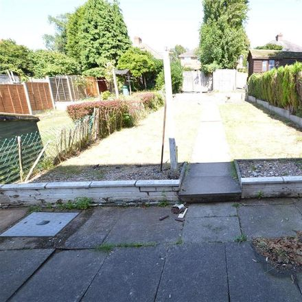 Rent this 3 bed house on Colindale Road in Birmingham B44, United Kingdom