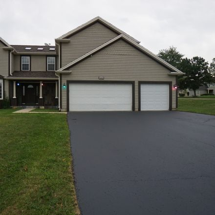 Rent this 4 bed house on 1012 McPhee Drive in Lake in the Hills, IL 60156