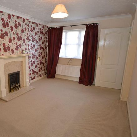 Rent this 3 bed house on Chaucer Grove in Wheelock CW11 3NP, United Kingdom