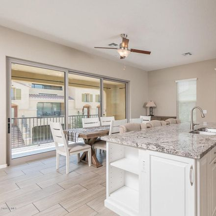 Rent this 4 bed townhouse on 17656 North 77th Place in Scottsdale, AZ 85255