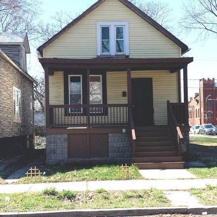 Rent this 4 bed house on 7402 South Maryland Avenue in Chicago, IL 60619