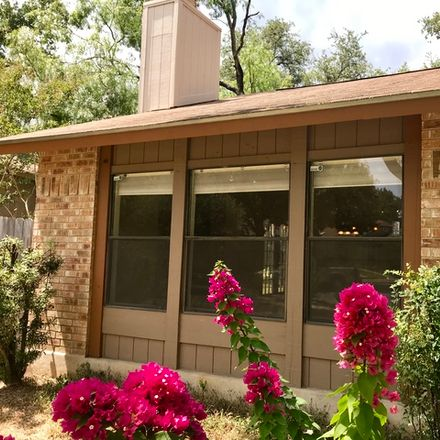 Rent this 2 bed house on Chapel Oaks Dr in San Antonio, TX