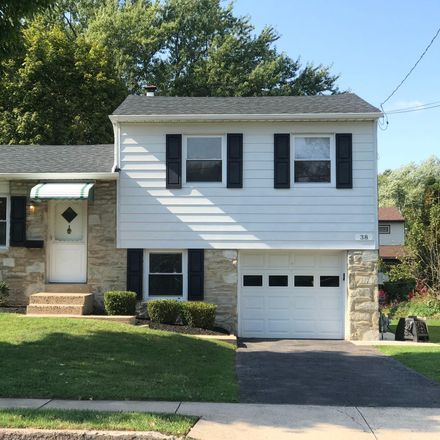 Rent this 3 bed house on 38 West End Drive in Lansdale, PA 19446
