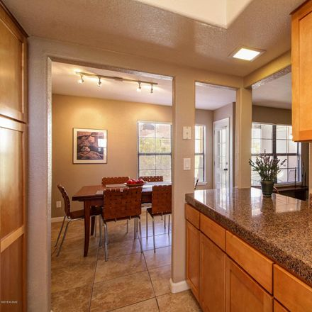 Rent this 1 bed condo on 6651 North Campbell Avenue in Catalina Foothills, AZ 85718