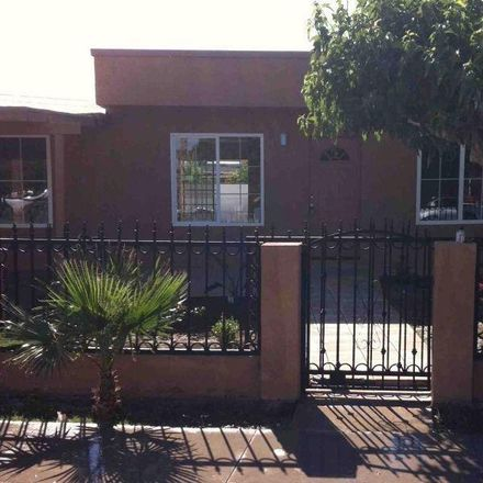 Rent this 3 bed house on 46581 Denslow St in Indio, CA