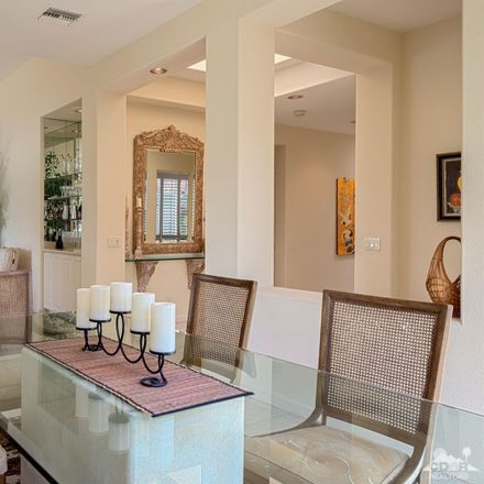 Rent this 3 bed condo on 461 Desert Holly Drive in Palm Desert, CA 92211