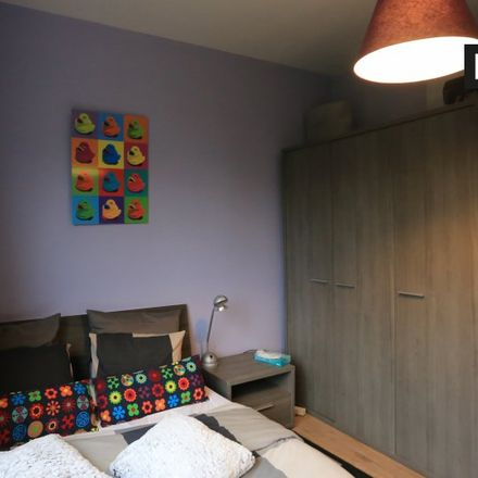 Rent this 1 bed apartment on Boulevard de Smet de Naeyer - de Smet de Naeyerlaan 318 in 1090 Jette, Belgium