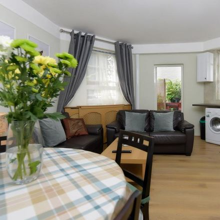 Rent this 1 bed apartment on 58 Gloucester Gardens in London W2 6BN, United Kingdom