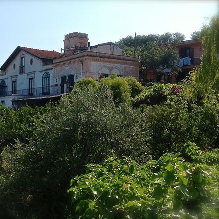 Rent this 3 bed house on via Rivo a Casa in 80064 Massa Lubrense NA, Italy