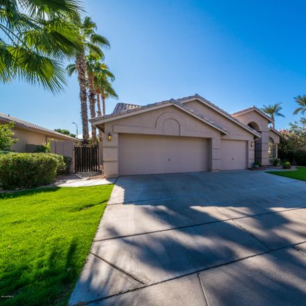 Rent this 3 bed house on 3360 South Pleasant Place in Chandler, AZ 85248