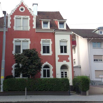 Rent this 3 bed loft on Hauptstraße 421 in 79576 Weil am Rhein, Germany