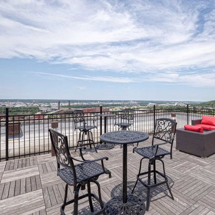 Rent this 1 bed apartment on Walnut Tower in 722 Walnut Street, Kansas City