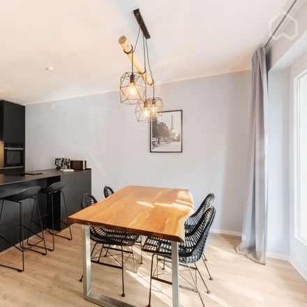 Rent this 1 bed apartment on Hartwicusstraße 8 in 22087 Hamburg, Germany