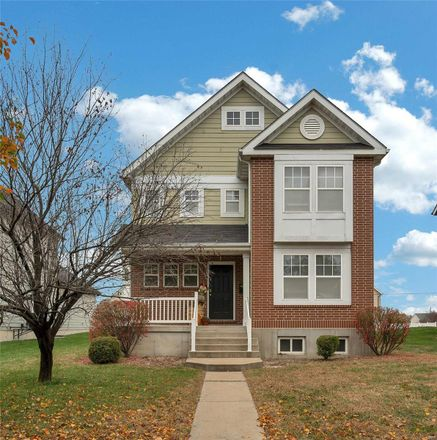 Rent this 3 bed house on 4007 Lafayette Avenue in St. Louis, MO 63110