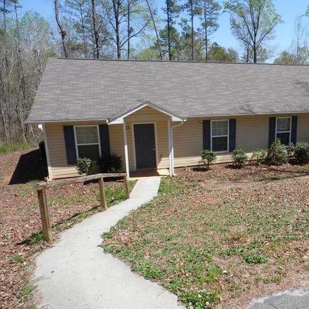 Rent this 2 bed townhouse on 223 Magnolia Pl in Seneca, SC
