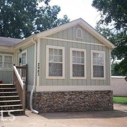 Rent this 3 bed house on 2915 Parry Street in Avondale Estates, GA 30002