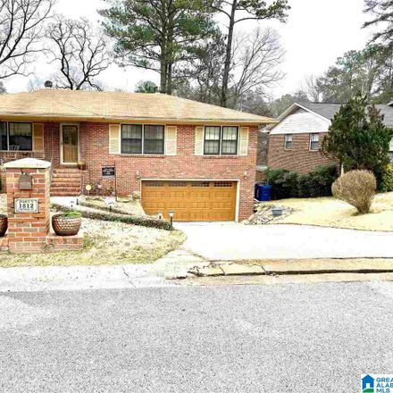 Rent this 3 bed house on 1812 Enfield St in Birmingham, AL
