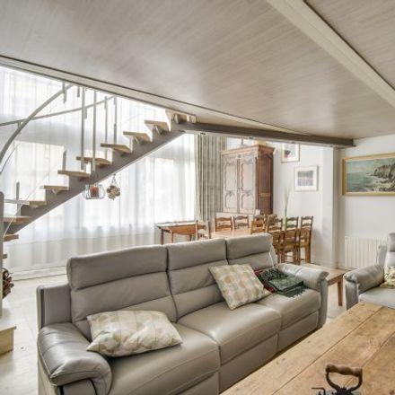 Rent this 3 bed apartment on 9 Rue Falguière in 75015 Paris, France