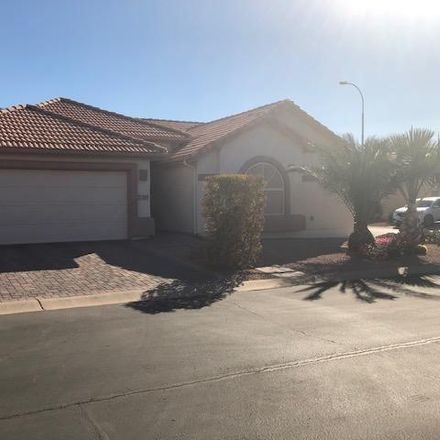 Rent this 3 bed house on 1509 East Indian Wells Drive in Chandler, AZ 85249