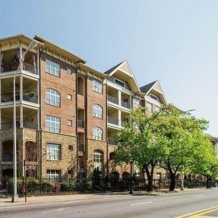 Rent this 1 bed apartment on Piedmont Avenue Northeast in Atlanta, GA 30308