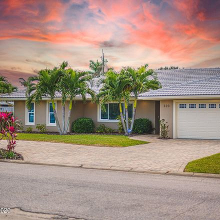 Rent this 4 bed house on 320 Banyan Way in Melbourne Beach, FL 32951