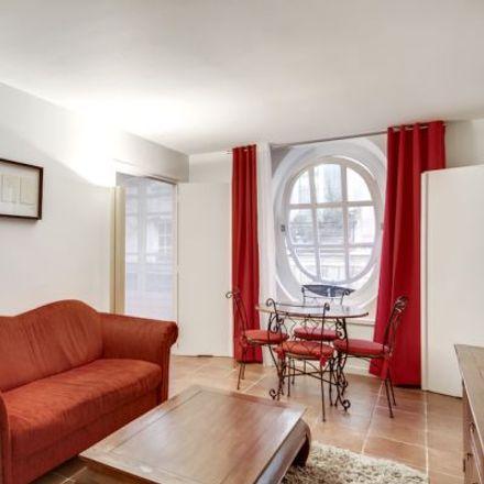 Rent this 2 bed apartment on 43 Rue Vieille du Temple in 75004 Paris, France