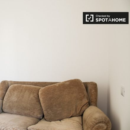Rent this 1 bed apartment on Depa Phonecenter in Viale Giustiniano Imperatore, 181