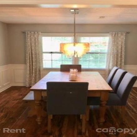 Rent this 4 bed house on 6523 Porterfield Road in Carmel Commons, Charlotte
