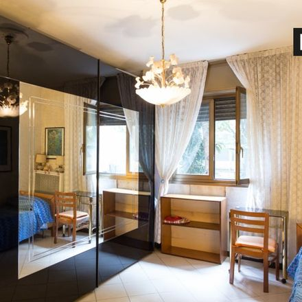 Rent this 4 bed room on Via Ugo Betti in 20151 Milan Milan, Italy