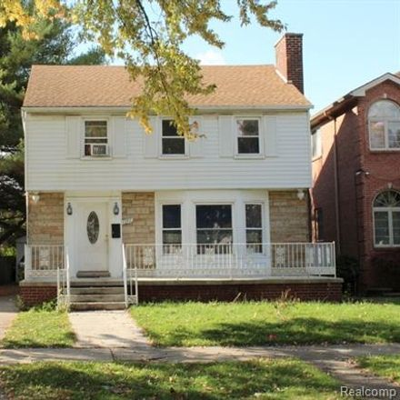 Rent this 4 bed house on 7747 Appoline Street in Dearborn, MI 48126