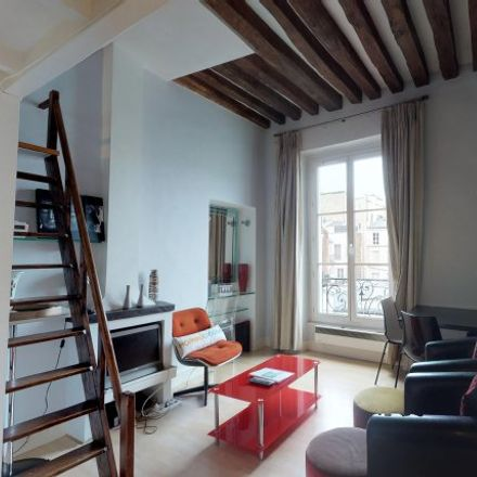 Rent this 1 bed apartment on 34 Rue Dussoubs in 75002 Paris, France