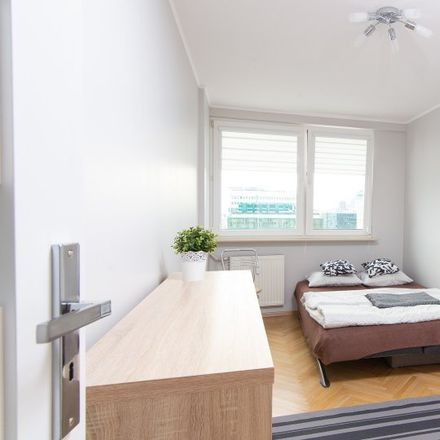 Rent this 2 bed apartment on Sienna 55 in 00-820 Warsaw, Poland