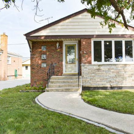Rent this 4 bed house on 8229 South Komensky Avenue in Chicago, IL 60652
