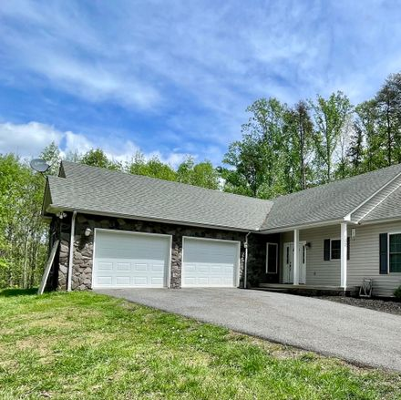Rent this 3 bed house on 100 Walton Dr in Moneta, VA
