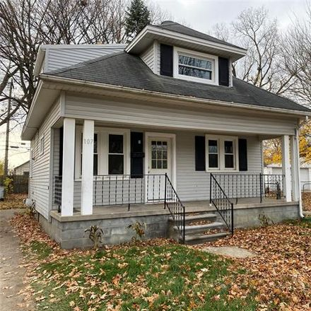 Rent this 4 bed house on 107 West Maxlow Avenue in Hazel Park, MI 48030