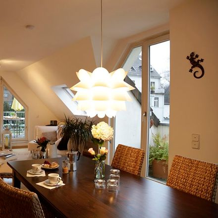 Rent this 1 bed apartment on Oberländer Ufer 166 in 50968 Cologne, Germany