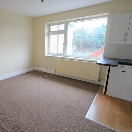 Rent this 1 bed apartment on Hudson's Hair Studio in 14 Kinsale Road, Bristol BS14 9HB