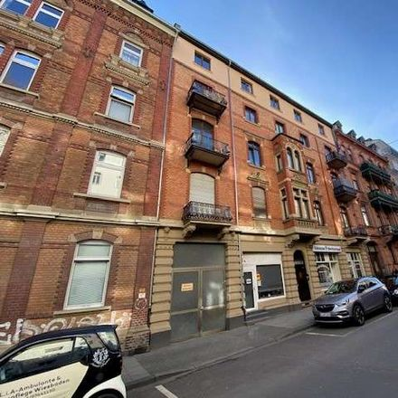 Rent this 2 bed apartment on Moritzstraße 60 in 65185 Wiesbaden, Germany