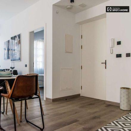 Rent this 1 bed apartment on Carrer de les Carabasses