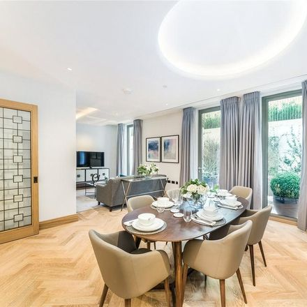 Rent this 2 bed apartment on Burberry Group in John Islip Street, London SW1