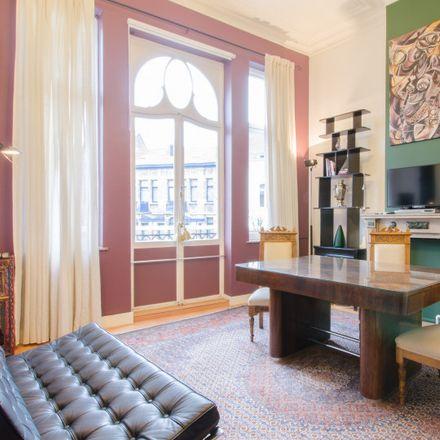 Rent this 1 bed apartment on Rue Antoine Gautier - Antoine Gautierstraat 108 in 1040 Etterbeek, Belgium