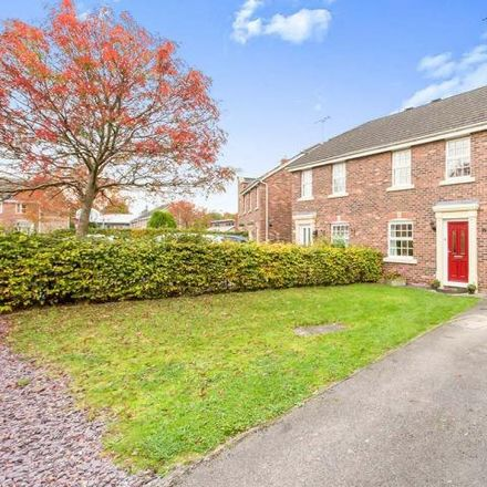 Rent this 3 bed house on Yarwood Close in Winnington, CW9 8AE