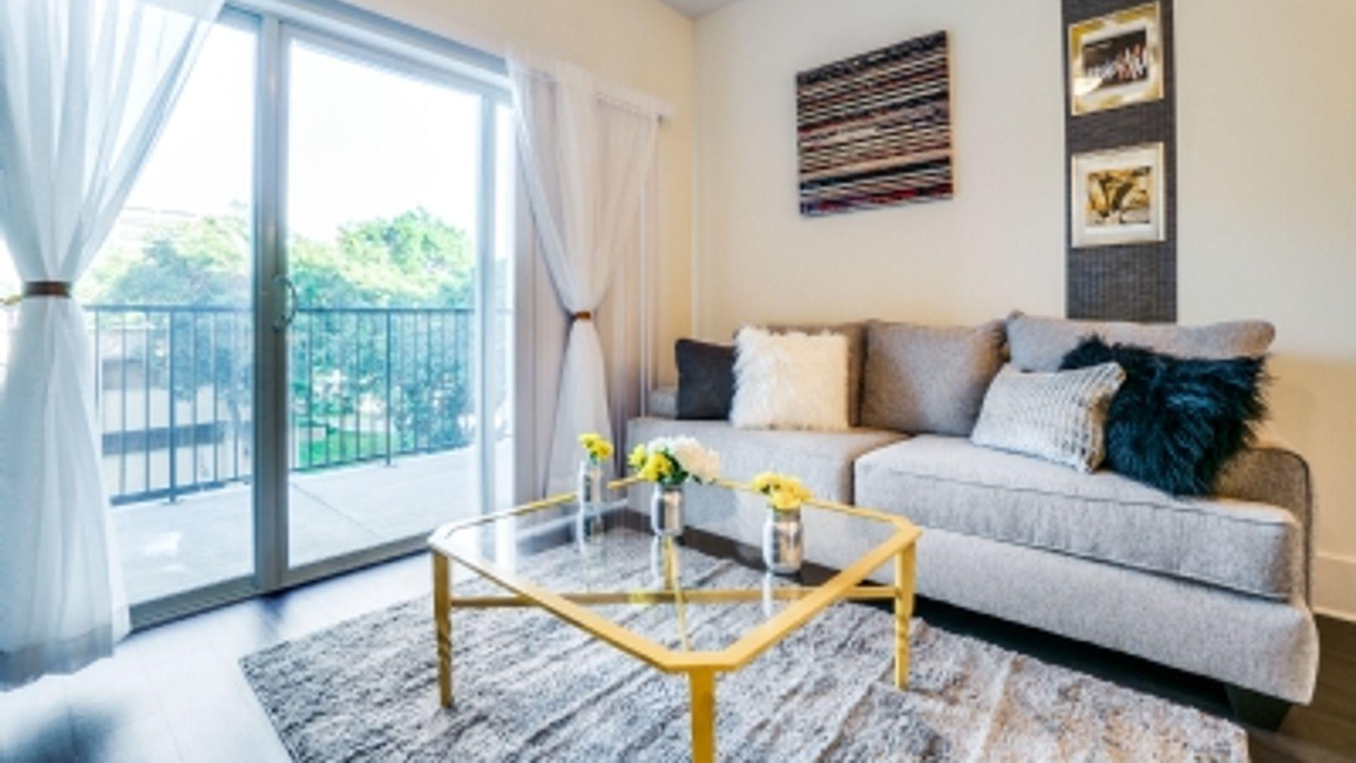 1 bed apartment at 8277 walnut hill lane dallas tx 75231
